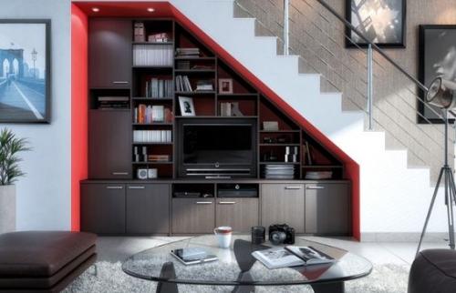 Aménagement sous escalier  Orsay 91400