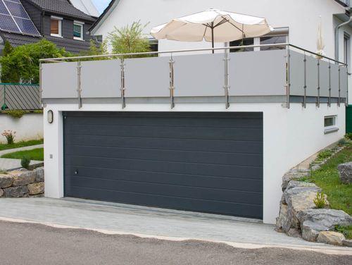 Extension de garage d'une maison à Gif sur Yvette (91)